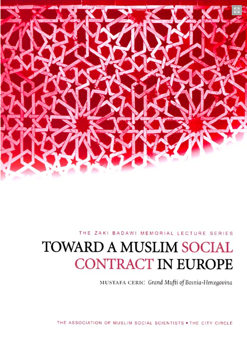 Toward A Muslim Social Contract In Europe
